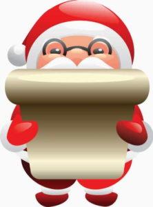 Weihnachtsmann-lesen
